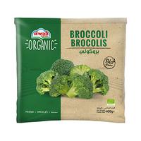 Al Wadi Al Akhdar Broccoli Organic Frozen 400GR