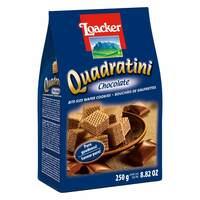 Loacker Quadratini Chocolate Wafer 250g