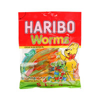 Haribo Worms Jelly Candy 160g