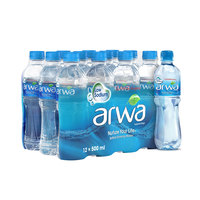 Arwa Drinking Water 500ml x Pack of 12