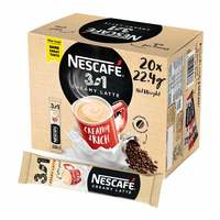 Nescafe 3in1 creamy latte instant coffee 22.5 g x 20 sticks