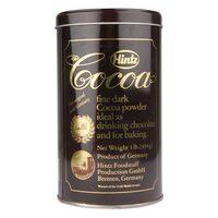 Hintz Fine Dark Cocoa Powder 454g