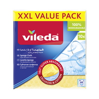 Vileda Sponge Cloth 7+3 Free