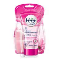 Veet lotus milk & jasmine fragrance hair removal cream 150ml