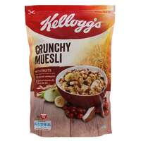 Kellogg's Crunchy Muesli With Fruit Cereal 600g