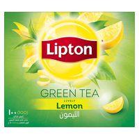 Lipton Green Tea Lemon 100 Teabags