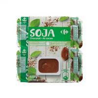 Carrefour Special Chocolate Flavoured Soya 100 g x 4