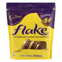 Cadbury Dairy Milk Flake Minis Chocolate 174g