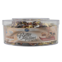 Arcor Assorted Flavours Butter Toffees 400g