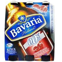 Bavaria Holland Pomegranate Non Alcoholic malt Drink 330mlx6