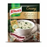 Knorr Cream of Broccoli Soup 72gx12