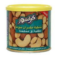 Crunchos Assorted Mix Nuts Fried & Salted 200g