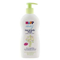 Hipp Baby Hair & Body Wash 400ml