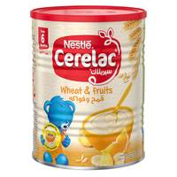 Nestle Wheat and Fruit Cerelac 400g