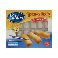 Siblou Shrimp Spring Rolls 240GR