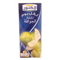 Lacnor Guava Nectar Juice 180ml
