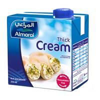Almarai Thick Cream 250ml