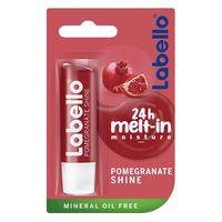 Labello Pomegranate Fruity Shine Lip Balm 8gm