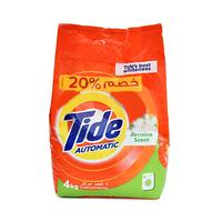 Tide Powder Detergent Jasmine 4KG -20% Off