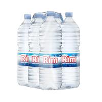 Rim Spring Mineral Water Bottle 2L X6