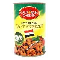 California Garden Egyptian Recipe Fava Beans 450g