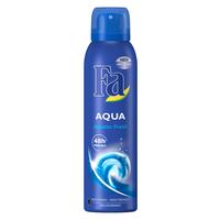 Fa aqua aquatic fresh deodorants 150 ml