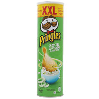 Pringles Sour Cream And Onion Snacks 200g