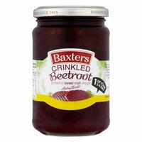 Baxters Crinckled Beetroot Pickle 340g