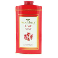 Royal Mirage Rose Perfumed Talc Powder 250g