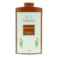 Yardley London Sandalwood Perfumed Talc 250g