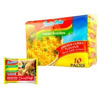 Indomie Chicken Curry Instant Noodles 75gx10