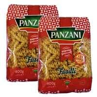 Panzani Fusilli 400gx2