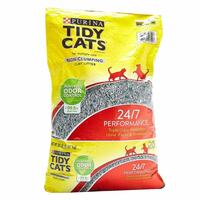 Purina Tidy Cats Non Clumping Clay Litter Brown 9.07kg