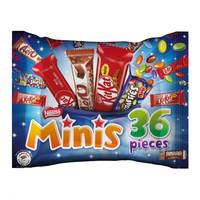 Nestle mini mix bag chocolate 480 g - 15% off
