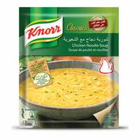Knorr Chicken Noodle Soup 60gx12