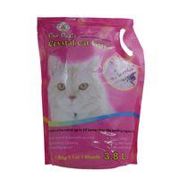 Cro Oasis Crystal Cat Litter Lavender Essence 3.8L