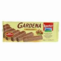 Loacker Gardena Milk Chocolate Coated with Hazelnut Cream Wafers 200g