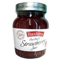 Baxters Strawberry Jam Jar 295g