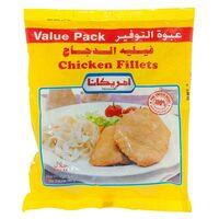 Americana Chicken Fillets 750g