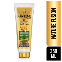Pantene Pro-V Nature Fusion Oil Replacement Leave-on Cream 350 ml