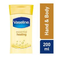 Vaseline essential healing body lotion 200 ml