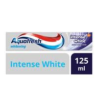 Aquafresh intense white toothpaste 125 ml