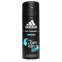 Adidas Fresh Cool & Dry Fresh Anti-Perspirant Deodorant 150ml