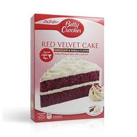 Betty Crocker Cake Mix Red Velvet 480GR