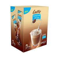 Cafelux Coffee Latte 17GR X24