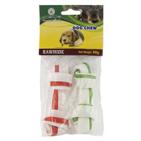 Creature's Oasis Dog Chew Knotted Rawhide 60g