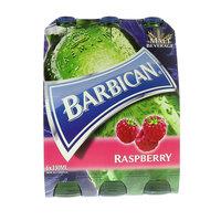Barbican Raspberry Non Alcoholic Malt Beverage 330ml x Pack of 6
