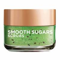 L'Oreal Paris Smooth Sugar Scrubs with Kiwi Seeds to Reduce Blackheads 50ml