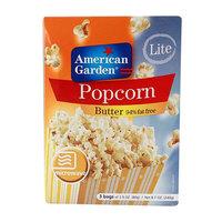 American Garden Lite Butter Popcorn 240g