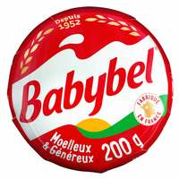 Babybel Original Cheese Block 200g